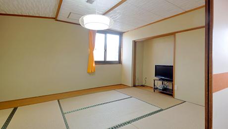 写真:和室6畳・居間付(喫煙)
