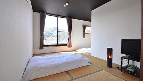 写真:和室8畳・居間付(禁煙)
