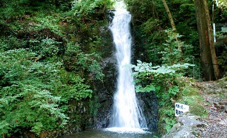 写真:横野滝